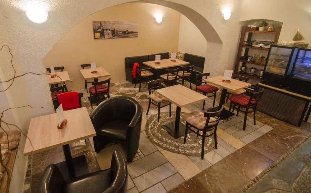 Kavárna Vinohrady